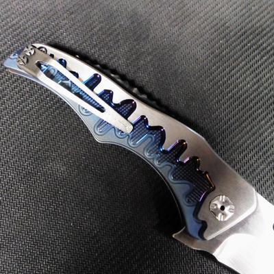 Brian Tighe Drip Tighe Custom Knife - 5