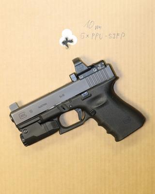 Truglo Tritium Pro Night Sight Set mířidel pro pistole Glock MOS - 5