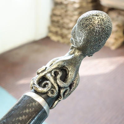 Dragon King Octopus Sword Cane - 5